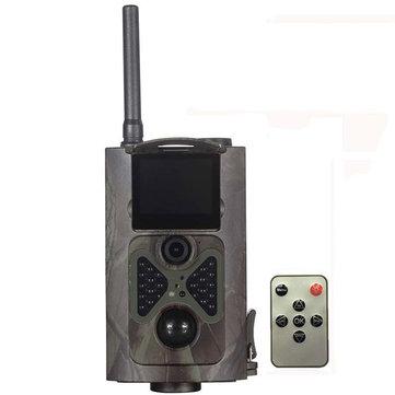 HC550G16MPKızılötesiAvOrmanıOrman Doğası 3G GPRS SMS Game Trail Tuzak Kameraları Fotoğraf Makineleri