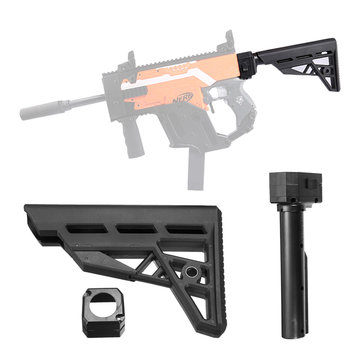 Worker Mod F10555 3D Printing Shoulder Stock Kits With Adapter Part For Nerf Elite STRYFE