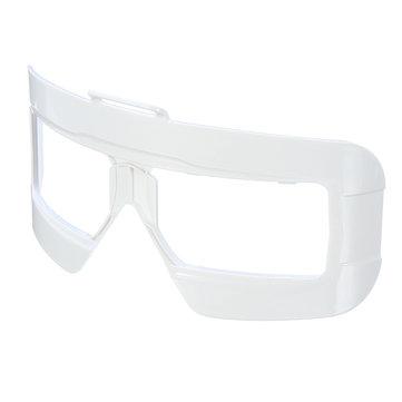 Skyzone SKY03 Goggles Plastic Faceplate Black/White/Red