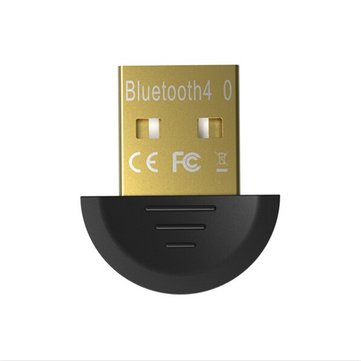 Vention VAS-S07 Mini USB Bluetooth 4.0 Adapter Dual Mode Wireless Dongle CSR 4.0 Gold Plated