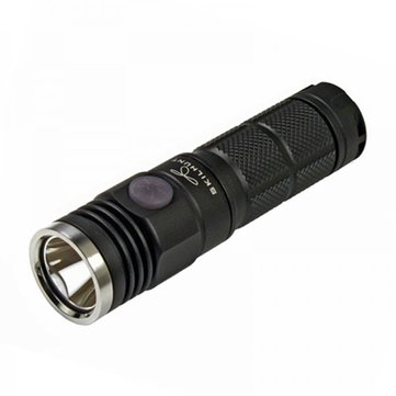 SKILHUNT DS16 XPL 500LM 4Mode Waterproof LED Flashlight