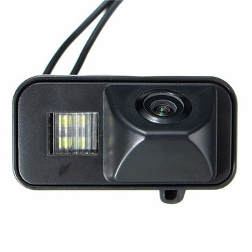 Waterproof CCD Car Rear View Camera DC12V for Toyota /Corolla 2007-2011 /Vios 2009 2010
