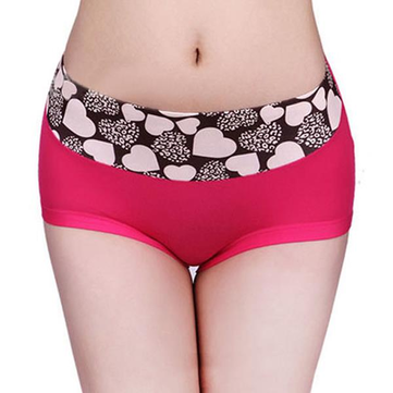 Mulheres Comfy Stretchy Briefs Hips Up Seamfree Mid Rise Breathable Panties