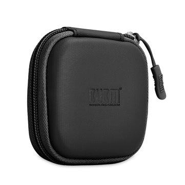 BUBM Tek Katmanlı Outdoor Taşınabilir Anti-şok Telefon Kulaklığı Aksesuar Depolama Çanta Kablo Toplama Kutu