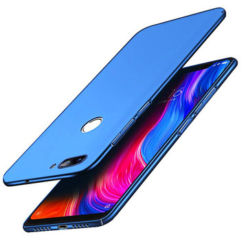 Mofi Matte Ultra Thin Shockproof Hard PC Back Cover Protective Case for Xiaomi Mi8 Mi 8 Lite