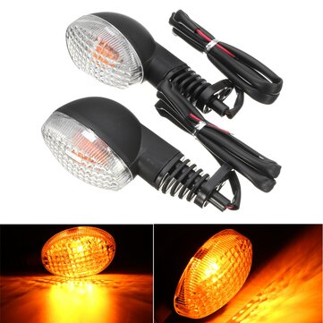 Motorcycle Turn Signal Blinker Indicator Light For Kawasaki Ninja 250R Ex250 2008-2012