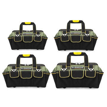 Portable Oxford Cloth Hardware Pouch Heavy Duty Tool Bag Case 13''/16
