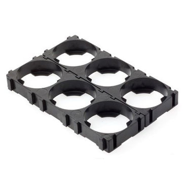 26650 Radiating Shell ABS Plastic Holder Battery Pack Spacer