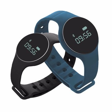 Zeblaze Zeband 2 Heart Rate 0.68 inch OLED Bluetooth 4.0 Smart Wristband Bracelet