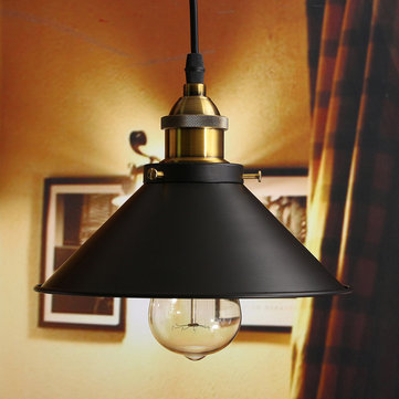 Fixture Ceiling Lamp Retro Industrial Iron Vintage Pendant Light Deco Chandelier