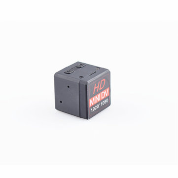 HD 1080P 30 FPS Mini Camera Built-in Strong Magnetic Suction Support 4-32G TF Card