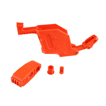WORKER Mod Kits For Nerf Stryfe Toys Color Orange