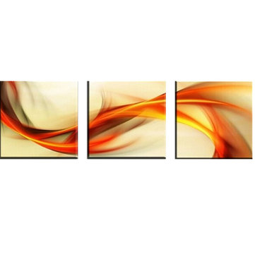 3Pcs Combination Painting Home Decor Modern Picture Set On Canvas Painting 3 Size