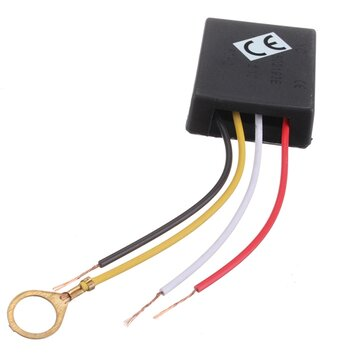 Ac 220v 3 Way Touch Control Sensor Switch Dimmer Lamp Desk