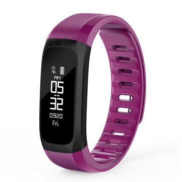 KALOAD UP9 Real-time Heart Rate Activity Monitor IP67 Waterproof Smart Wristband
