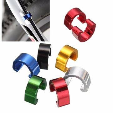 Bicycle C-Clips Buckle Cable Guides Brake Hose Housing MTB BMX Road Mountain Bike