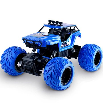 Flytec 005 1/12 2.4G 4WD Monster Truck Brushed High Speed Climbing RC Car