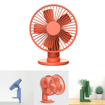 Xiaomi VH 4.5W 3 Modes Clip-on Table Desktop USB Fan