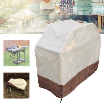 150x56x116CM BBQ Grill Waterproof Cover Outdoor Patio Barbecue Stove Rain Dust Protector