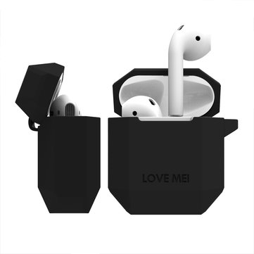 4 Accessories Anti Lost Shockproof Earphone Protective Case For Apple AirPods