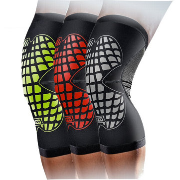 Breathable Knee Pads BracE Mountaineering Warm Knee Supports Protector Basketball Running Kneelet