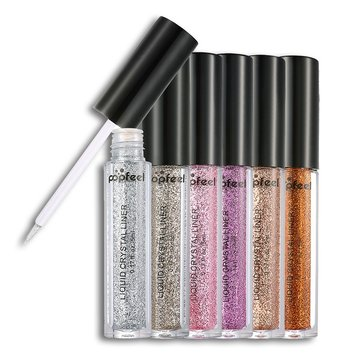 6pcs Glitter Eye Shadow