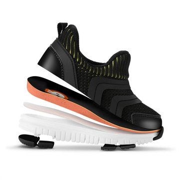XUN Kids Sneakers Ultra-Lightweight Breathable Wear-Resistant Casual Sports Running Kids Shoes From Xiaomi Youpin