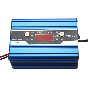 ₹2,619.04 DC-1210A Smart Battery Charger Maintainer 12V 10A  Battery Charging Equipment Car Battery Supplying  Electrical Equipment & Supplies from Tools, Industrial & Scientific on banggood.com