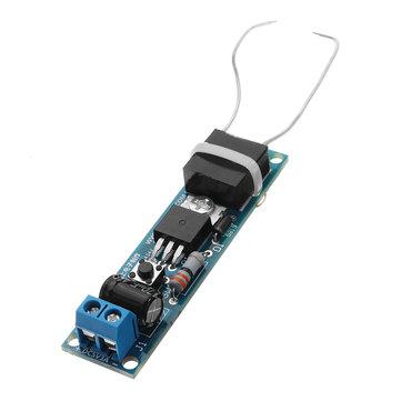 10Pcs DC3-5V 3A Inverter High Pressure Generator Electronic Lighter Module Arc Cigarette Lighter Igniter