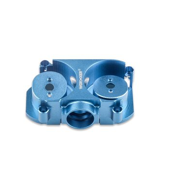 WORKER Blue Flywheel Chamber For Nerf N-strike Elite Retaliator Toys Accessory
