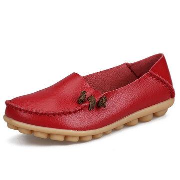 Grande Taille Souple Chaussures Plates 726eTI