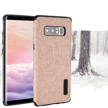 Cotton Cloth Soft TPU Case for Samsung Galaxy Note 8/S8Plus/S8/S7 Edge/S7
