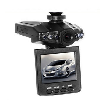 2.5 Inch Full HD 1080P Car DVR Vehicle Camera Video Recorder Dash Cam Night Vision