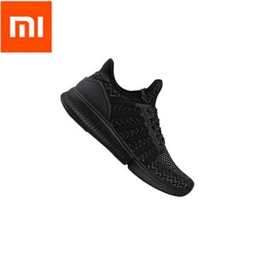 Xiaomi Mijia Smart 2mm High Elastic Knitting Uppers Fish Bone Bionic TPU Inside Women Shoes