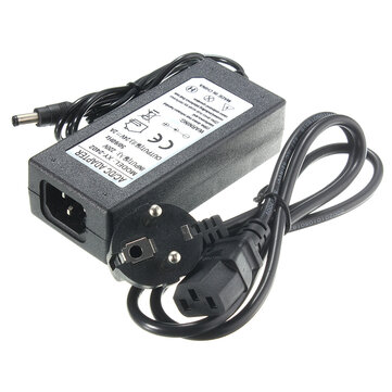 5.5mm x 2.5mm AC 100-240V to DC 24V 2A Switching Power Supply Adapter Transformer