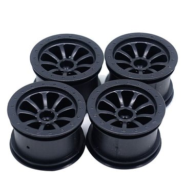 4PCS Plastic Hub Per Set For PRC 1/18 RC Crawler QX-4 Remote Control Car Bulk Parts