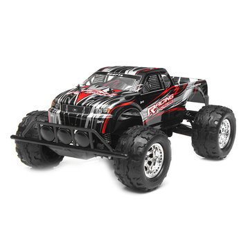 1/8 35KM/H High Speed 2WD Off Road RC Monster Truck Remote Control Toys RC Car