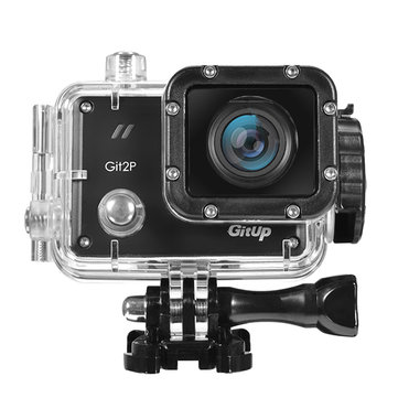 GitUp Git2P Pro 2K WiFi Action Camera 170 Degree Lens Sport DV