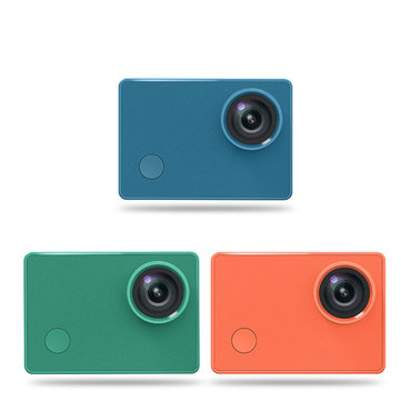 Xiaomi Mijia Seabird 4K/30fps Sport Camera Sony Sensor WIFI Action Cam Support SDIO3.0
