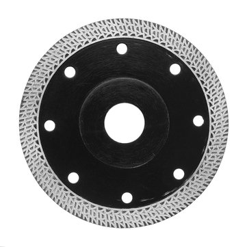 Drillpro 4.5 Inch 115mm Diamond Saw Blade Hot Pressed Ultra-Thin Saw Blade for Ceramic