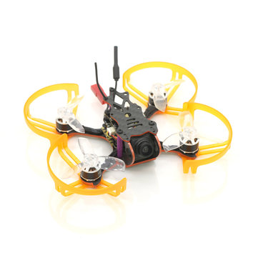 SKYSTARS Rocket Cat90mm FPV Racing Drone PNP F4 Flight Controller 15A Blheli_S ESC 800TVL Camera