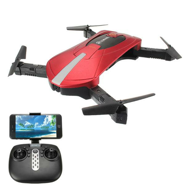 Eachine E52 WiFi FPV Selfie Drone With High Hold Mode Foldable Arm...