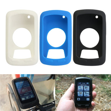 Silicone Gel Case Cover Protective Shell for Garmin Edge 800 810