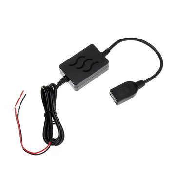 70 Mai Car DVR Intelligent Rear View Mirror Fuse Box Car Hard Wire Modified Line