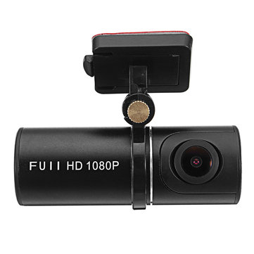 1080P Full HD Mini Hidden Car DVR 170 Degree Angle View