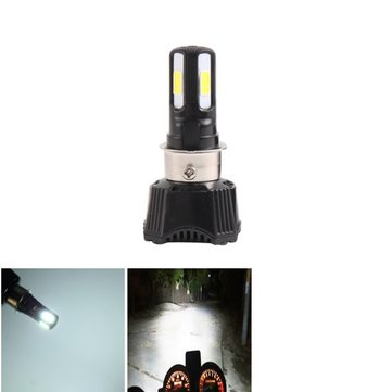DC 9-18V 20-40W 3000LM LED Lamp Headlight High/Low Beam Light For Motorcycle Electric Scooter JC-02H
