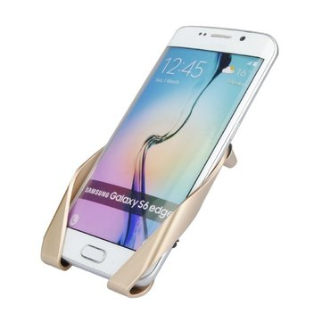 ROCK AutoBot Gold Car Air Vent Mount Holder for Xiaomi iPhone Samsung HTC