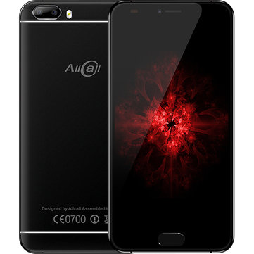 AllCall Bro 5.0-Inch Android 7.0 Dual Rear Cameras 1GB RAM 16GB ROM MT6580A Quad-Core 3G Smartphone
