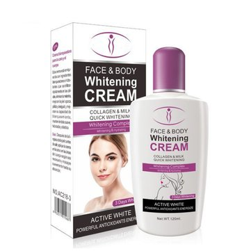 120ml Skin Whitening Cream