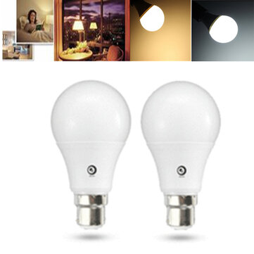 1X 5X 10X Digoo Lark Series Wholesale LED B22 High PF 3W 5W 7W 9W 12W LED Globe Bulb AC85-265V